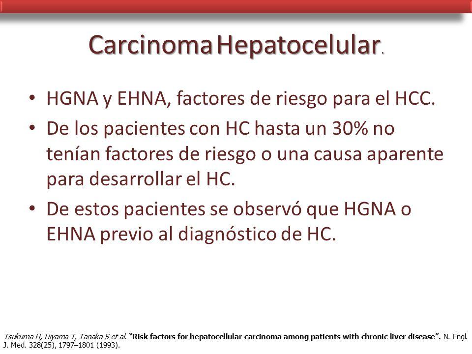 Carcinoma Hepatocelular.