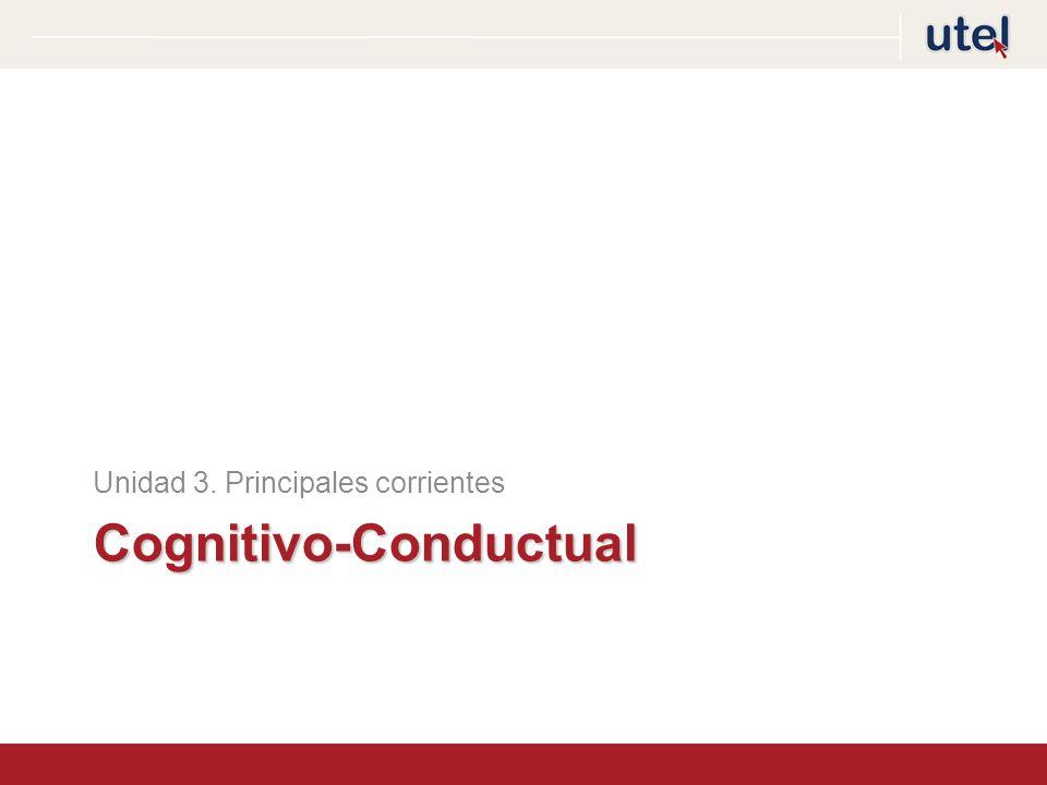 Cognitivo-Conductual