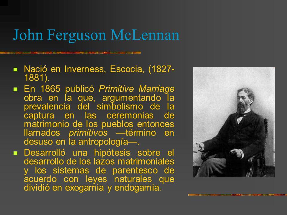 John Ferguson McLennan