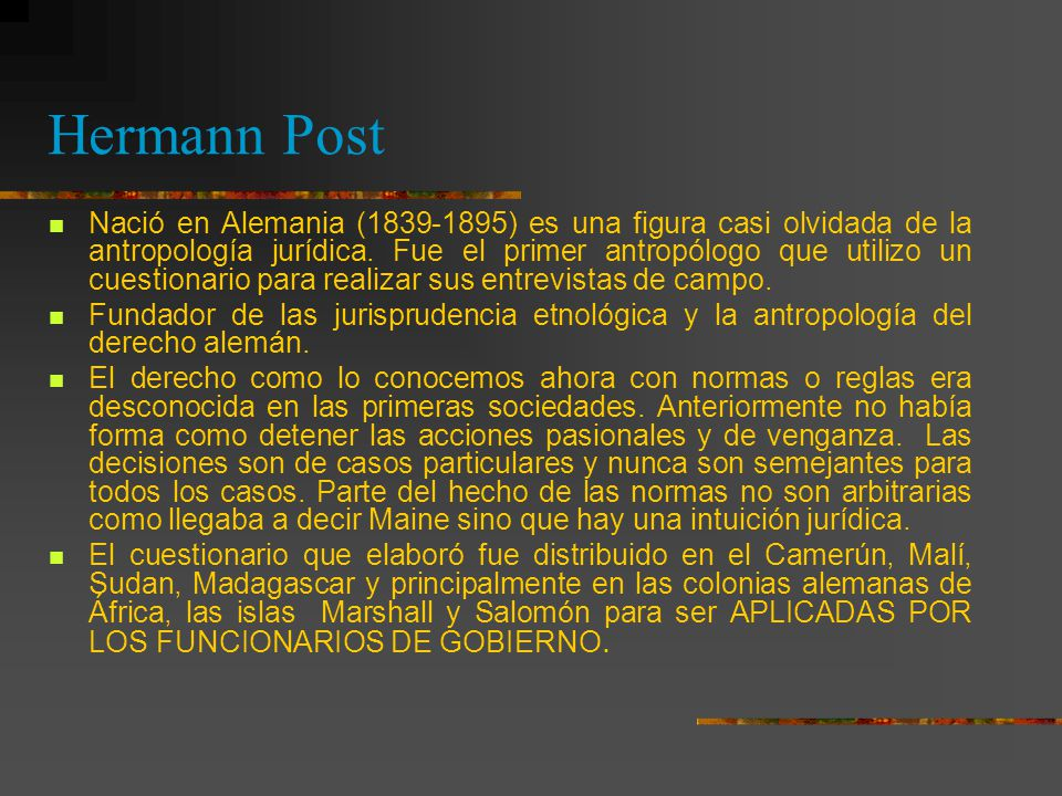 Hermann Post