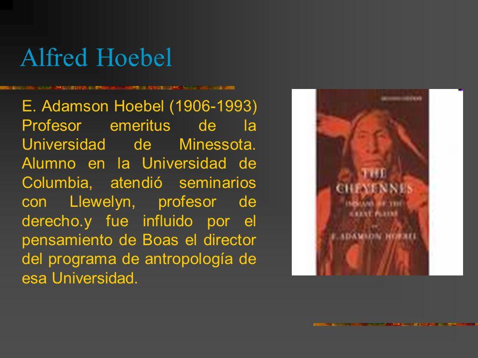 Alfred Hoebel