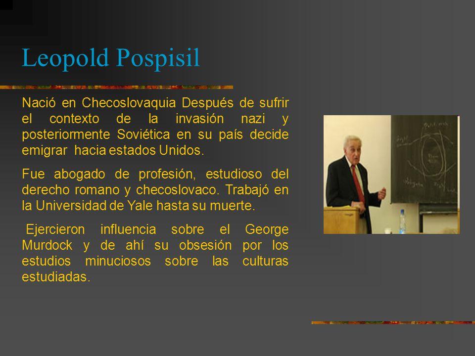 Leopold Pospisil