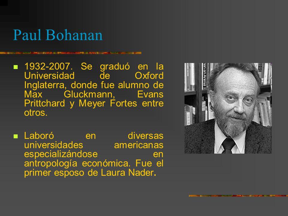 Paul Bohanan