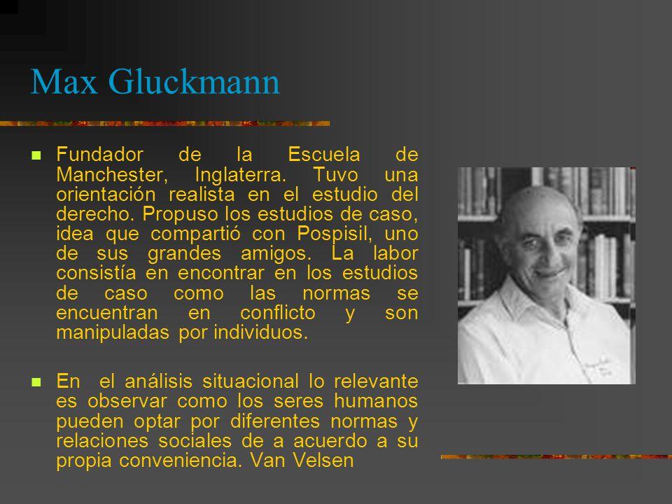 Max Gluckmann