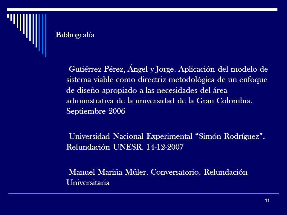 Manuel Mariña Müler. Conversatorio. Refundación Universitaria