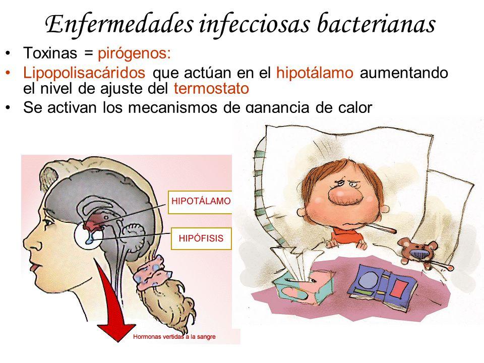 Enfermedades infecciosas bacterianas