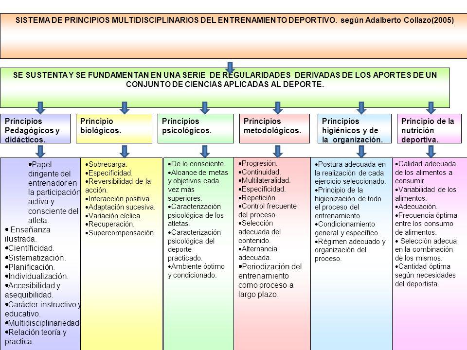 Principios Pedagógicos y didácticos. Principio biológicos.