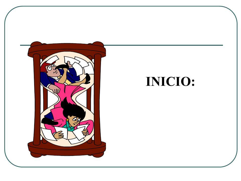 INICIO: