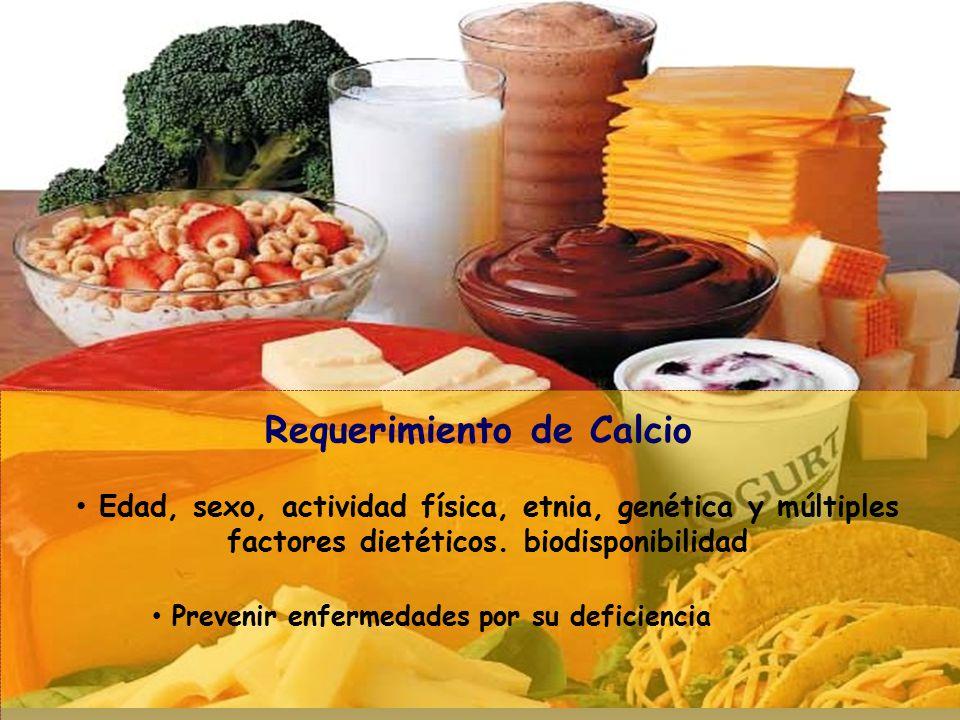 Prevenir enfermedades por su deficiencia