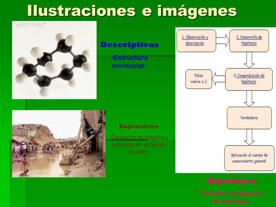 Ilustraciones e imágenes