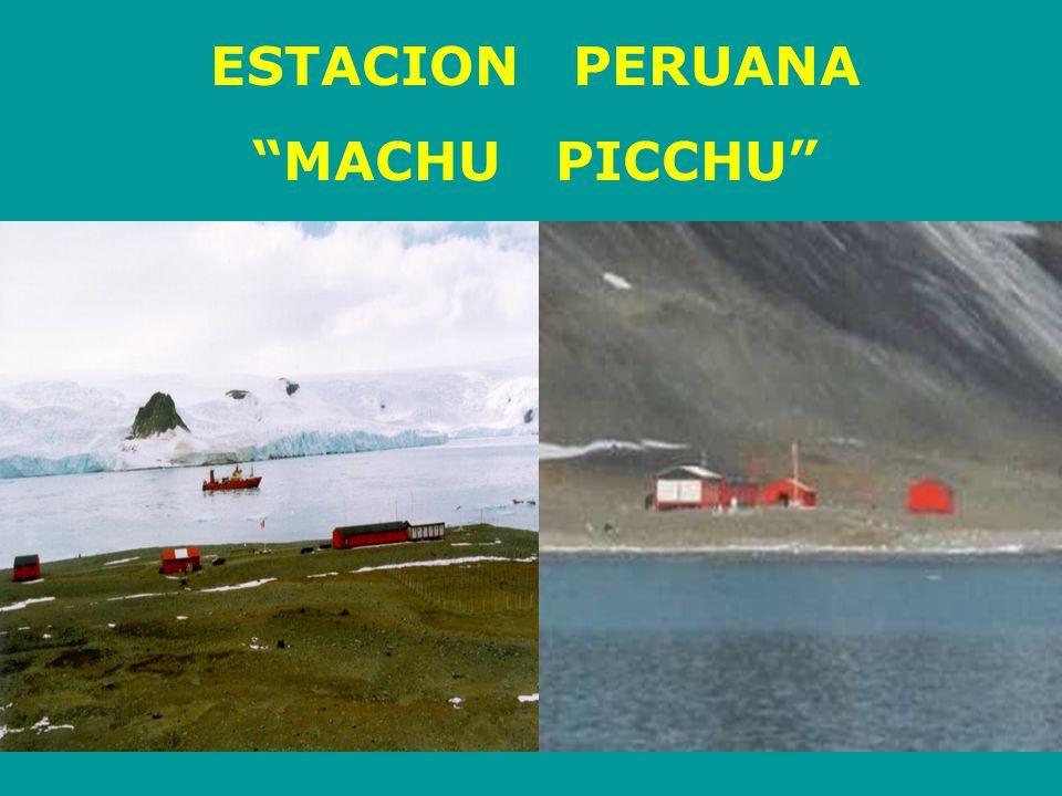 ESTACION PERUANA MACHU PICCHU