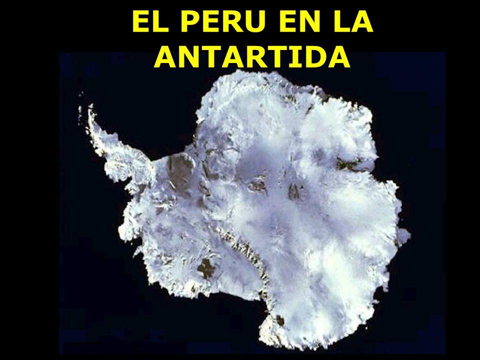 EL PERU EN LA ANTARTIDA
