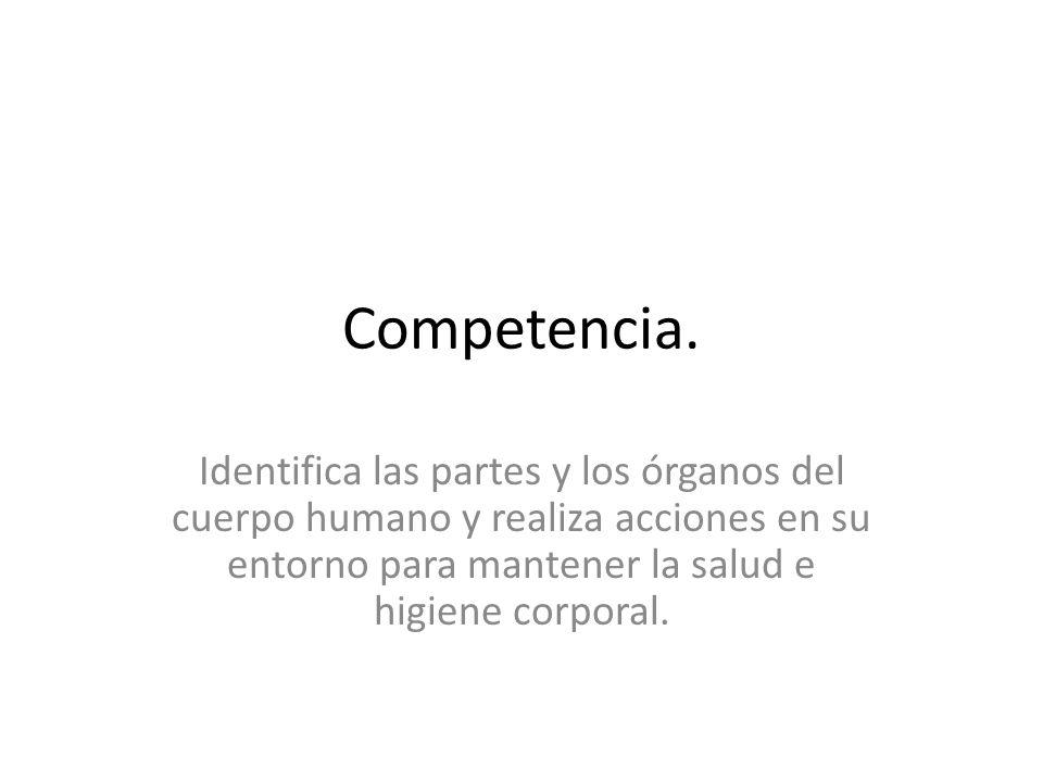 Competencia.