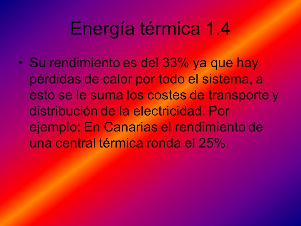 Energía térmica 1.4