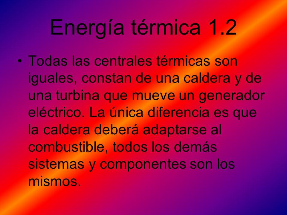Energía térmica 1.2