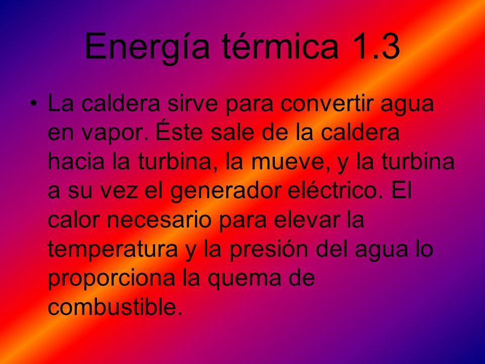 Energía térmica 1.3