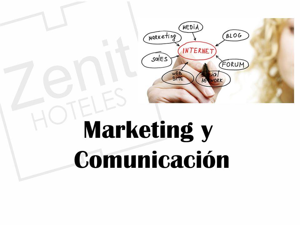 Marketing y Comunicación