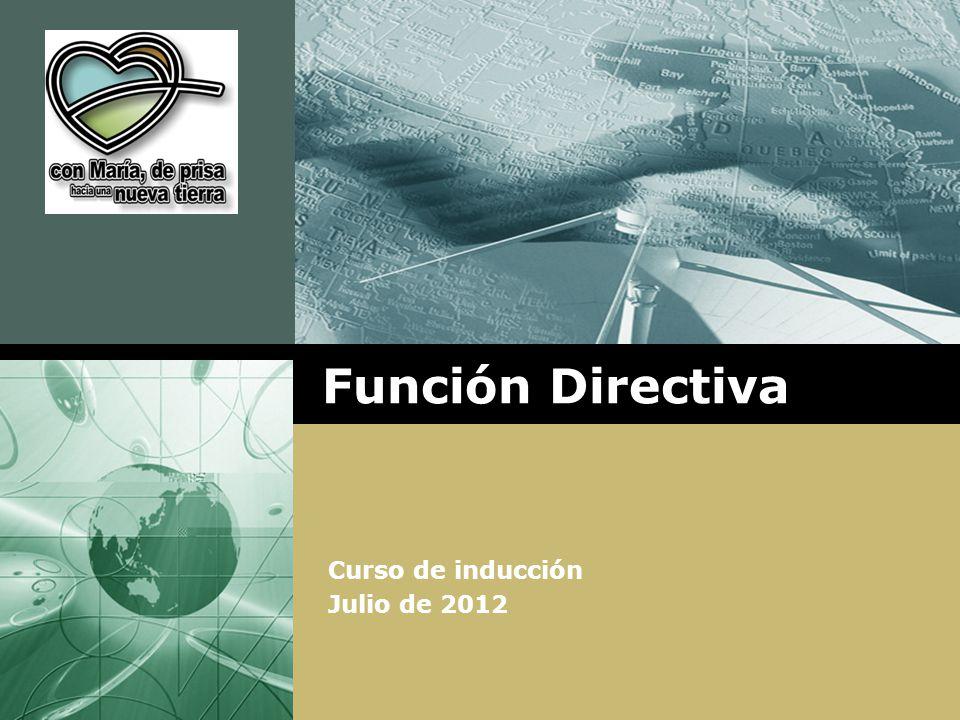 Curso de inducción Julio de 2012