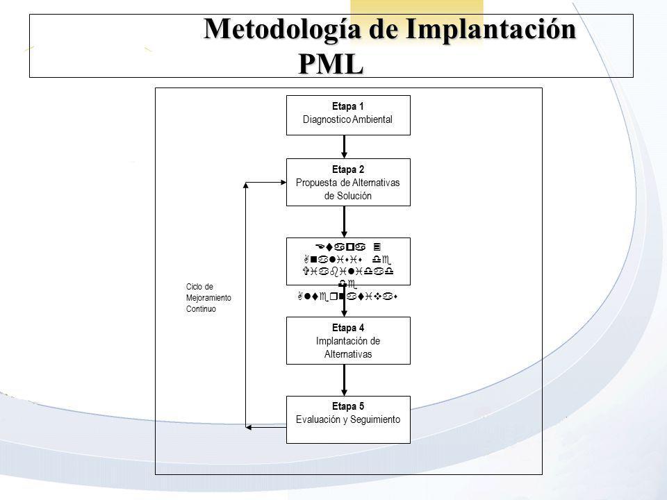 Metodología de Implantación PML
