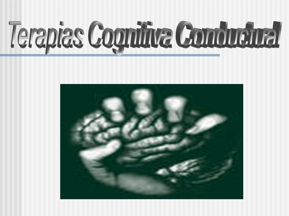 Terapias Cognitiva Conductual