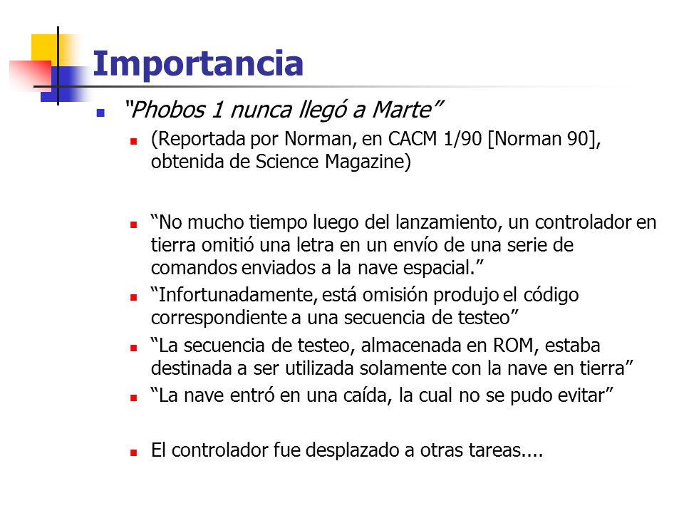 Importancia Phobos 1 nunca llegó a Marte