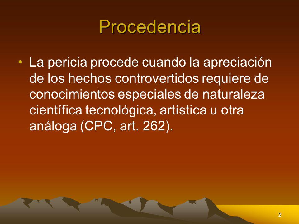 Procedencia