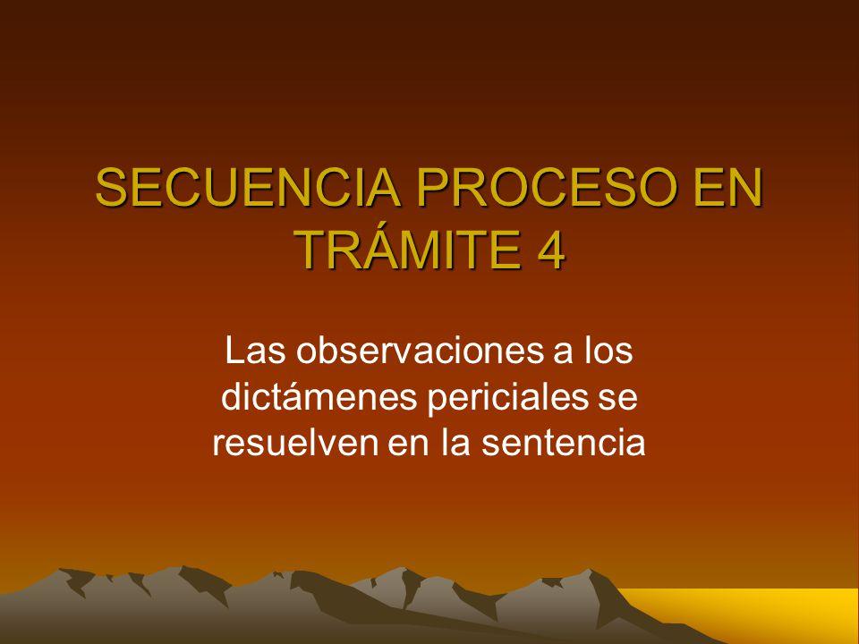 SECUENCIA PROCESO EN TRÁMITE 4