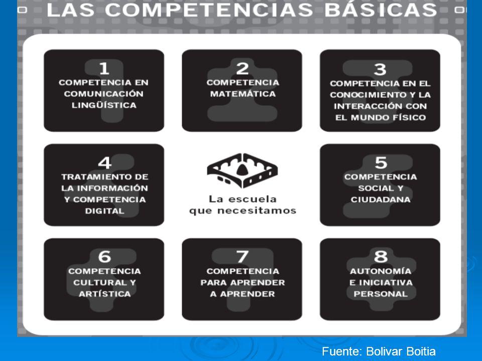 Fuente: Bolivar Boitia
