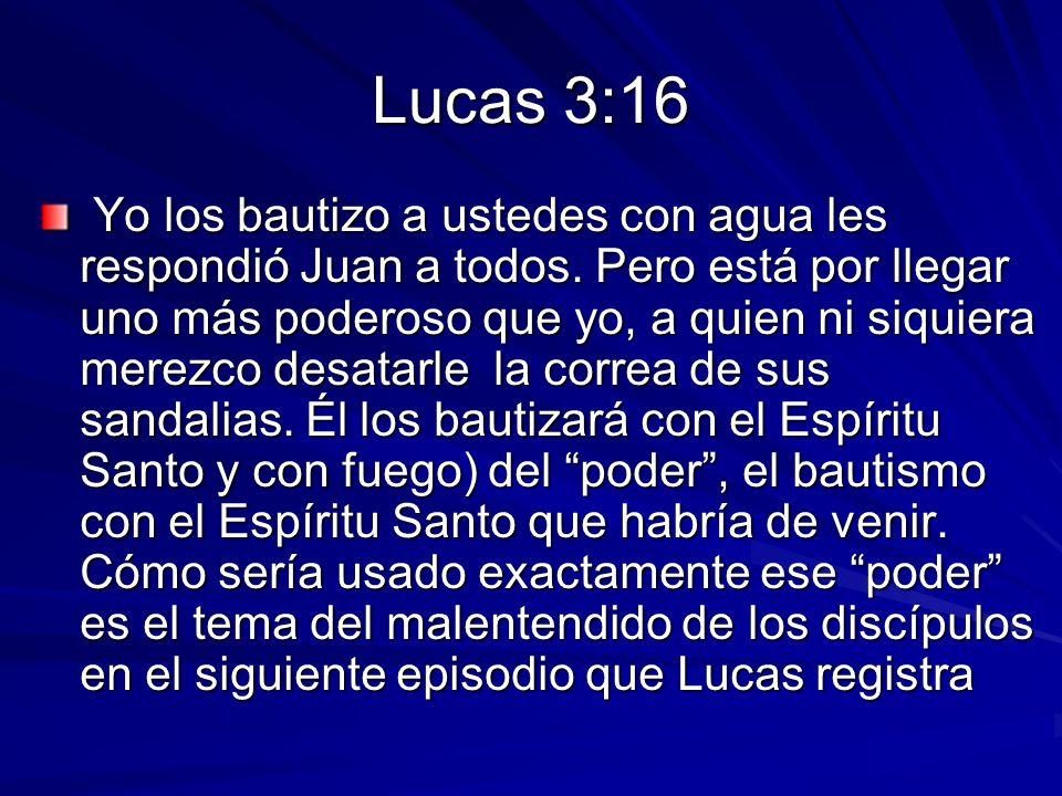 Lucas 3:16