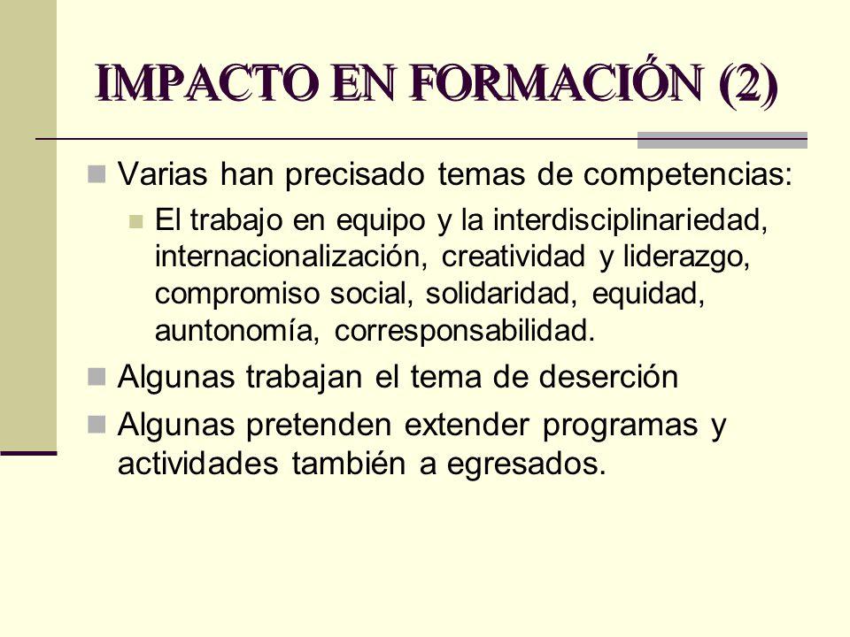 IMPACTO EN FORMACIÓN (2)
