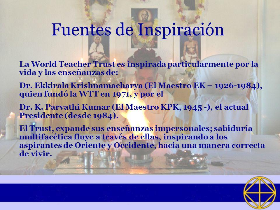 Fuentes de Inspiración