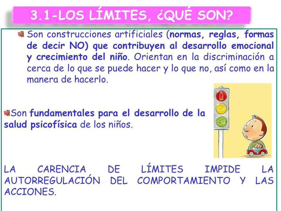 3.1-LOS LÍMITES, ¿QUÉ SON