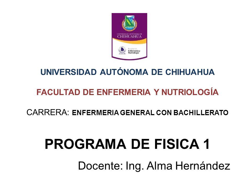 Docente: Ing. Alma Hernández