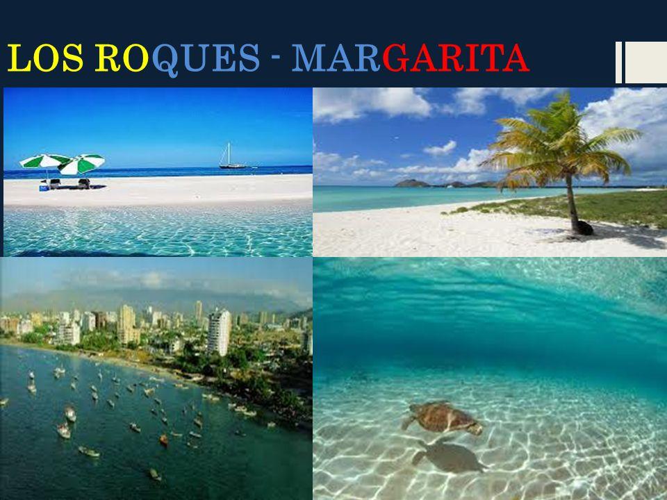 LOS ROQUES - MARGARITA