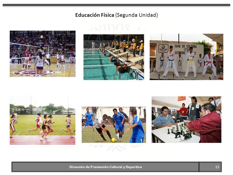 Dirección de Promoción Cultural y Deportiva