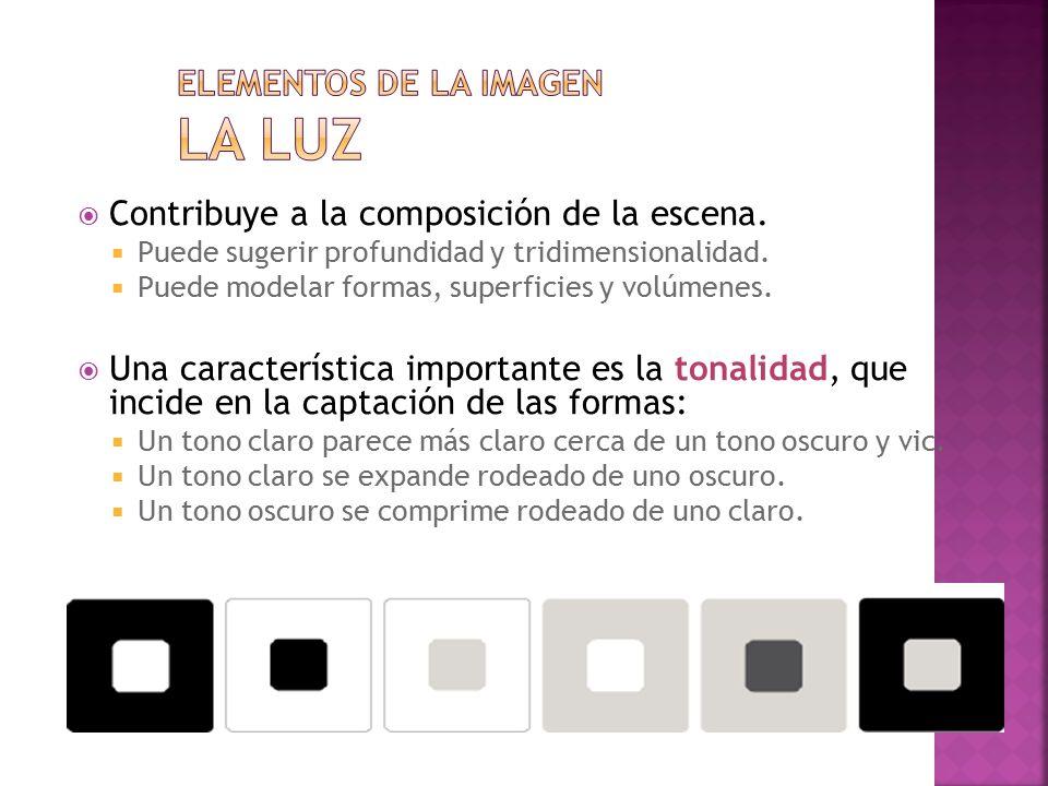 Elementos de la imagen La luz