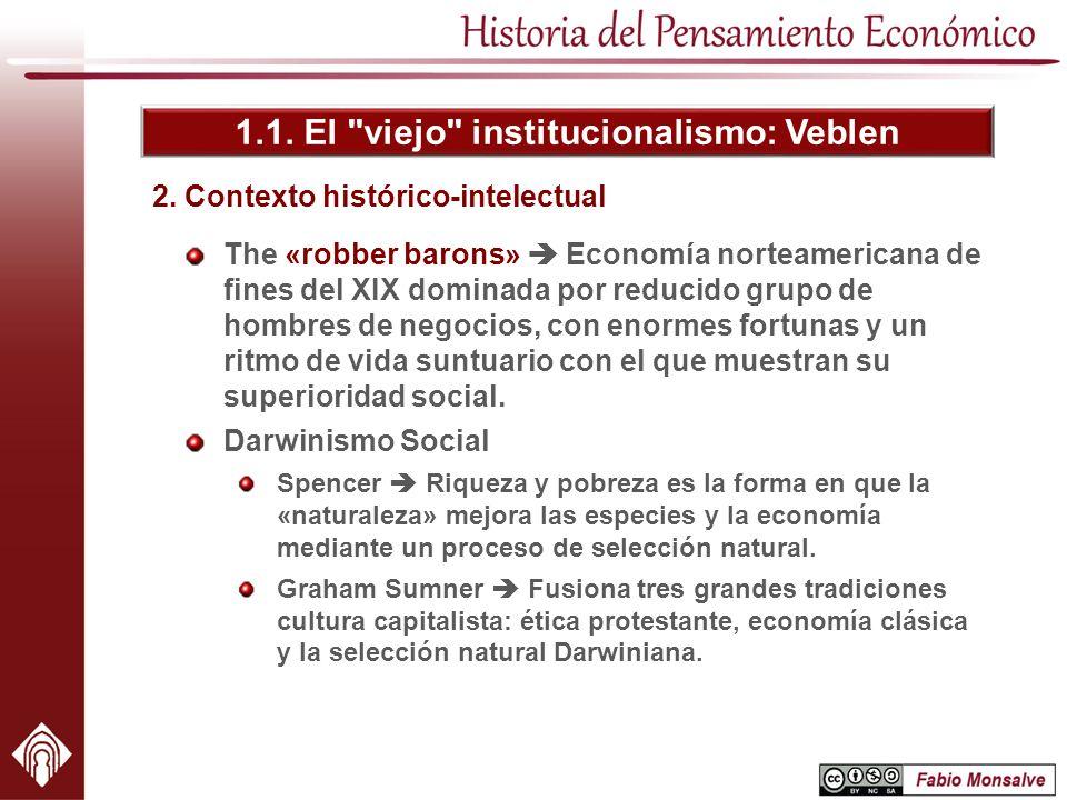2. Contexto histórico-intelectual