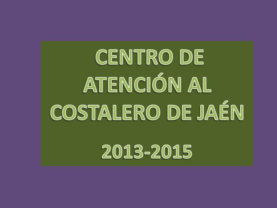 CENTRO DE ATENCIÓN AL COSTALERO DE JAÉN