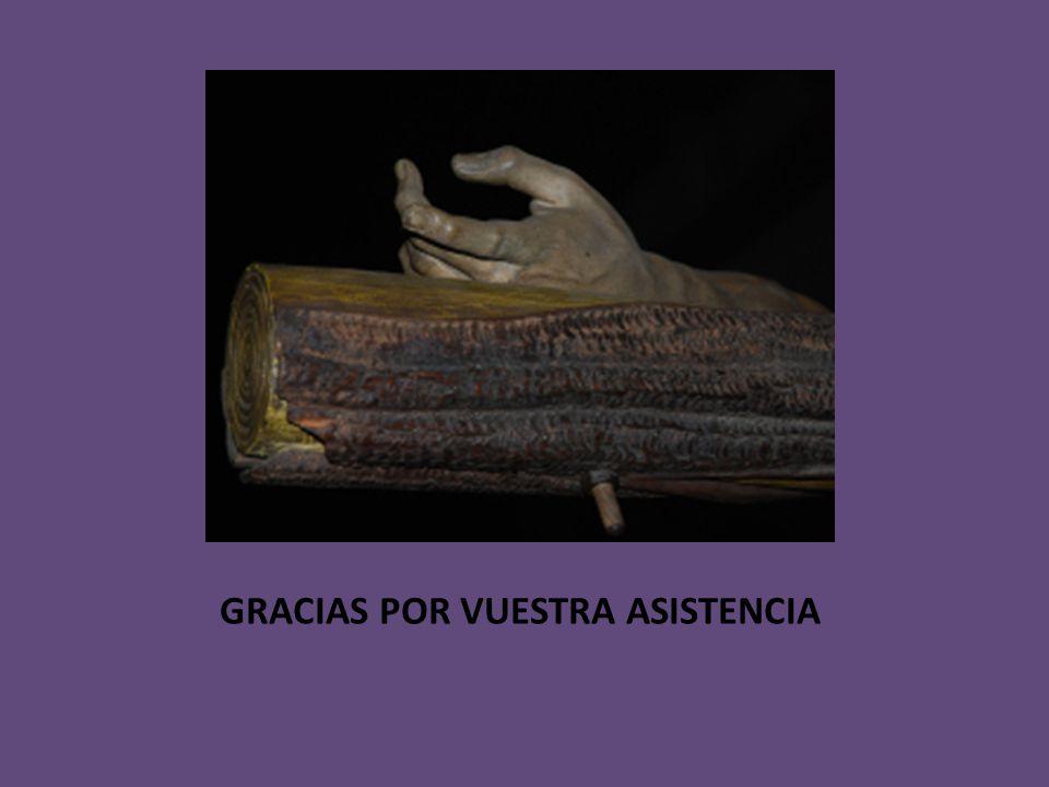 GRACIAS POR VUESTRA ASISTENCIA