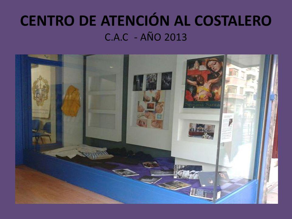 CENTRO DE ATENCIÓN AL COSTALERO C.A.C - AÑO 2013