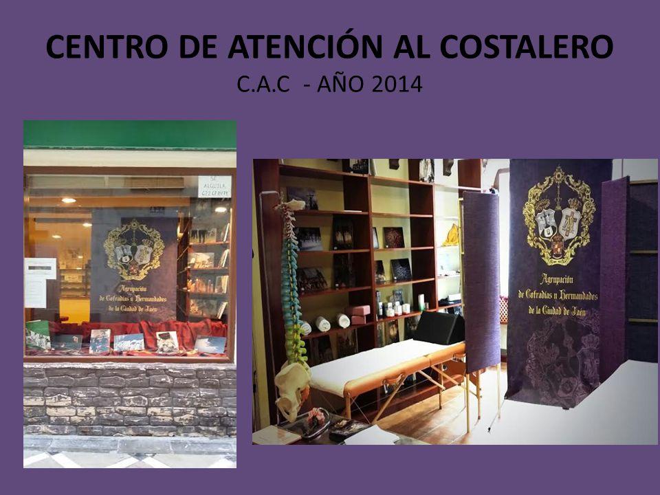 CENTRO DE ATENCIÓN AL COSTALERO C.A.C - AÑO 2014