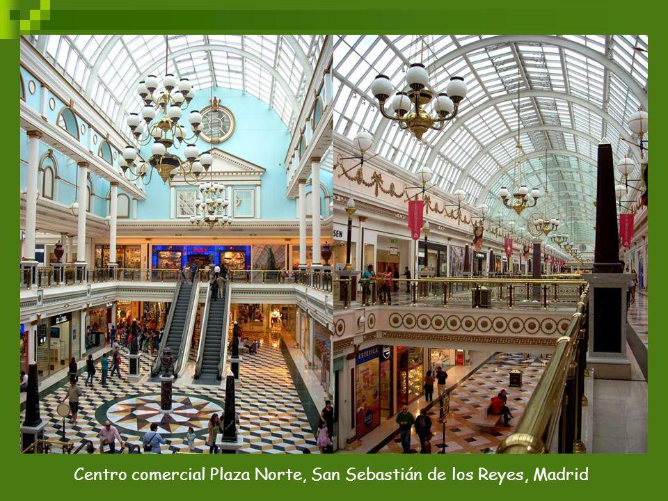 Centro comercial Plaza Norte, San Sebastián de los Reyes, Madrid