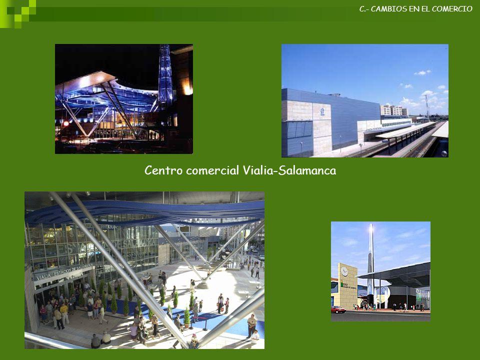 Centro comercial Vialia-Salamanca