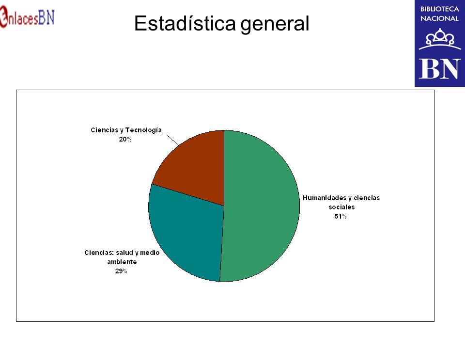 Estadística general