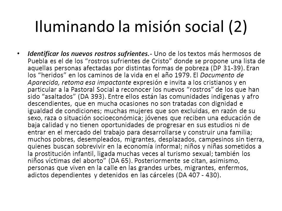 Iluminando la misión social (2)