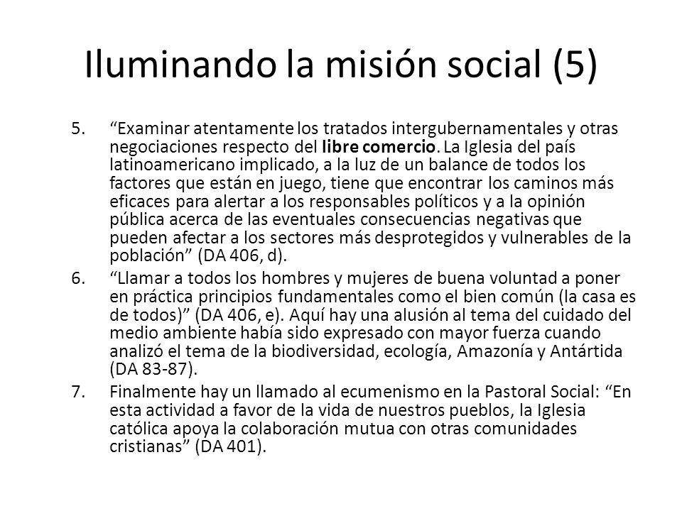 Iluminando la misión social (5)