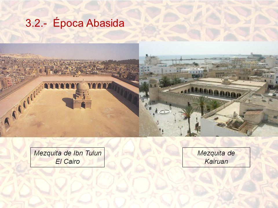 Mezquita de Ibn Tulun El Cairo