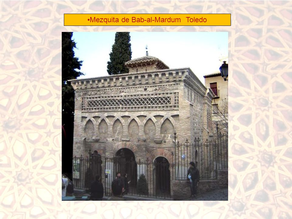 Mezquita de Bab-al-Mardum Toledo