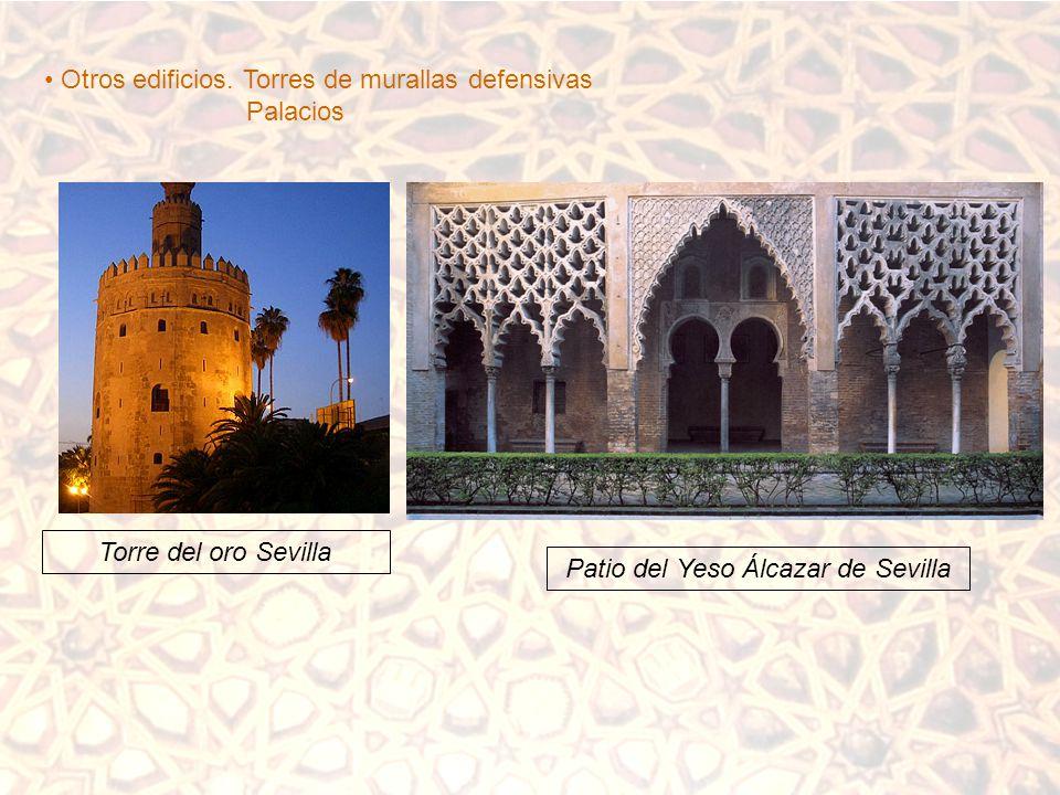 Patio del Yeso Álcazar de Sevilla