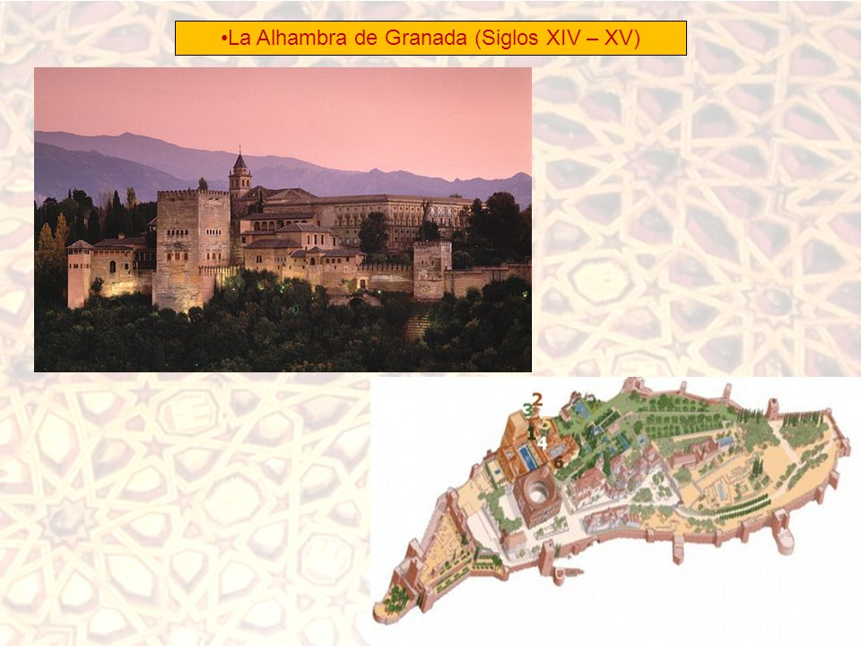 La Alhambra de Granada (Siglos XIV – XV)